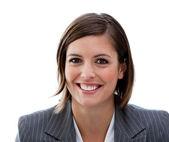 Portrait of a successful businesswoman — Stock Photo