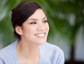 Portrait of an assertive businesswoman — Stock Photo