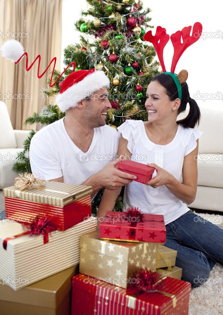 Подарок на рождество любимому своими руками