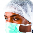 Headshot of a surgeon — Stock Photo #10302873
