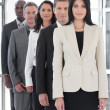 Confident Female Business leader - Stock Photo