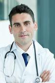Stilig kirurg — Stockfoto