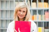 Sjuksköterska på jobbet — Stockfoto