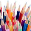 Stock Photo: Plenty of color pencils