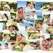 Lovers spending qulity time together — Stock Photo