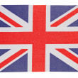 Great Britain flag — Foto Stock