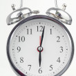 Royalty-Free Stock Photo: Alarm clock isolated