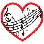 I love music — Stock Vector #9826640