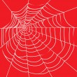 Spiderweb — Stock Vector