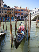 Grand Canal Venice's — Stockfoto