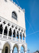 Doge's Palace Venice — Stock Photo
