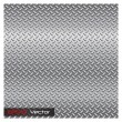 Diamond Plate Background Texture — Stock Vector