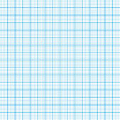 Millimeter Vector Paper — Stock Vector