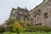 Edinburgh Castle in Scotland, England — Foto Stock