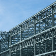 Stock Photo: Steel Construction Frame