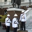 Royal Guards at Grand Palace — Stock Photo