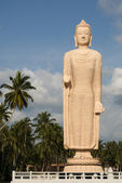 Tsunami Victims Buddha Memorial — Stock Photo