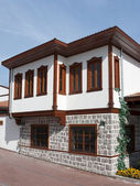 Traditional Turkish House — Stock Photo