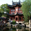 Yu Garden in Shanghai — Stock Photo