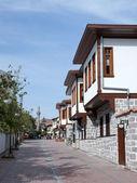 Traditional Turkish Houses — Stock Photo