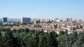 Ankara Cityscape - Bahcelievler District — Stock Photo