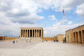 Anıtkabir (Mausoleum of Ataturk) — Stock Photo