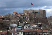 Ankara Castle — Stock Photo