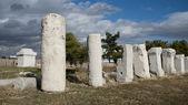 Ancient Columns — Stock Photo