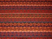 Authentic Textile Pattern — Stock Photo