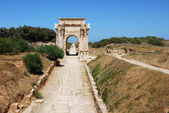 Arch of Septimius Severus — Stock Photo