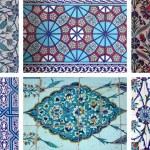 Oriental Tiles — Stock Photo #9931551