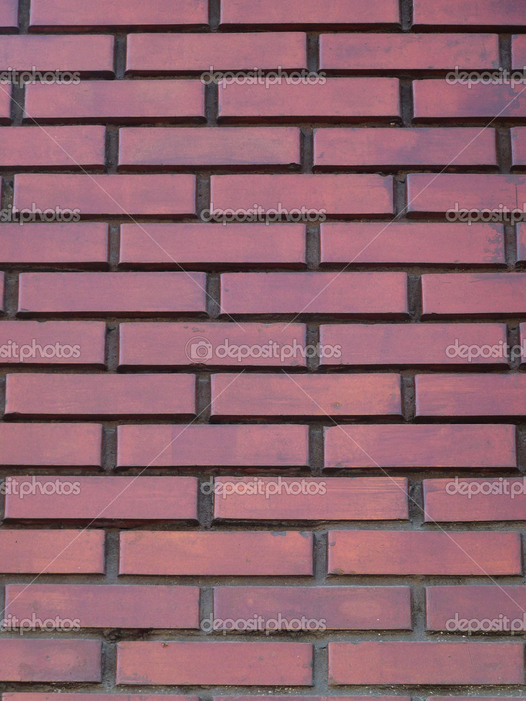 Brick wall background — Stock Photo #9932730