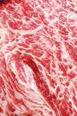 Raw meat texture — Foto de Stock