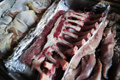 Raw ribs — Stock Photo