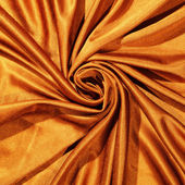 Golden cloth background — Stock Photo