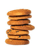 Galletas de avena — Foto de Stock