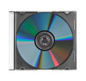 CD in plastic case — Stock Photo