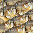 Foto Stock: Dry fishes