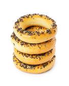 Ring-shaped cracknels — Stock Photo