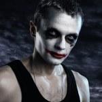 Man joker — Stock Photo #10471962