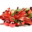 Christmas wreath — Stock Photo #10604421