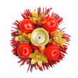 Advent wreath — Stock Photo #10604496