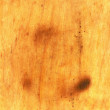 Grunge texture of yellow dirty wood - Stock Photo