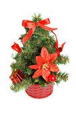 Malý vánoční stromeček — Stock fotografie