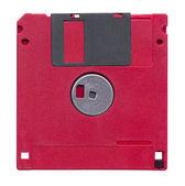Izole disket — Stok fotoğraf