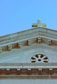 Basilica roof — Stock Photo