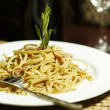 Pasta time meal A — Stock Photo
