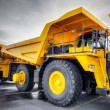 Large haul truck — Stock Photo
