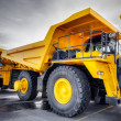 Stock Photo: Large haul truck