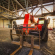 Royalty-Free Stock Photo: Industrial lift truck